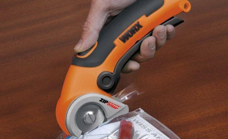 Cordless Electric Scissors WORX ZipSnip