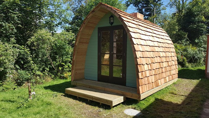 How A Garden Pod Can Create A Beautiful Intimate Retreat