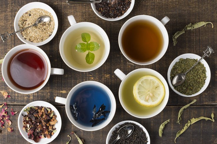 6 Teas We Love That Help To Reduce Food Cravings