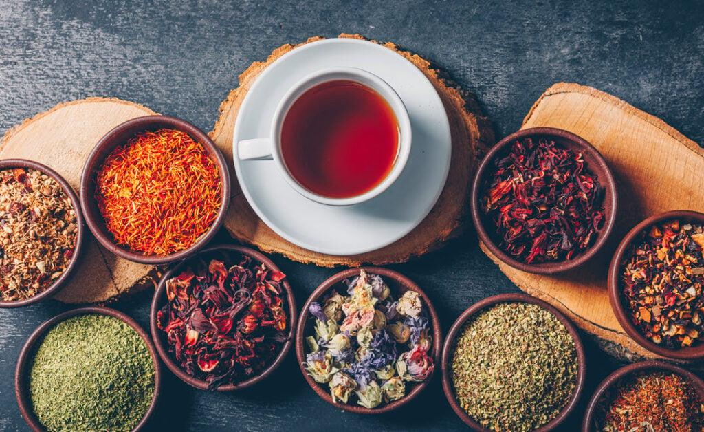 Food Cravings tea