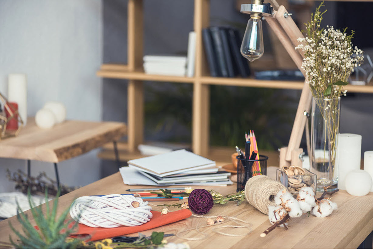 6 Beautiful Crafting Ideas That Will Spruce Up Your Home