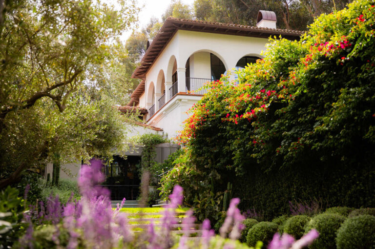 Fleetwood Mac Called This Breathtaking $50 Million Mansion Home