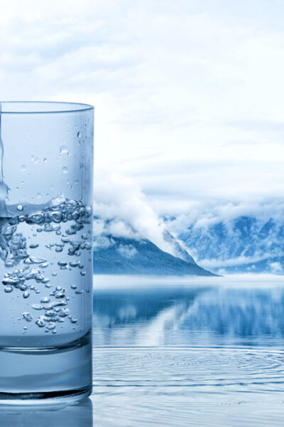 AquaLiv Water System Kitchen Tap Water
