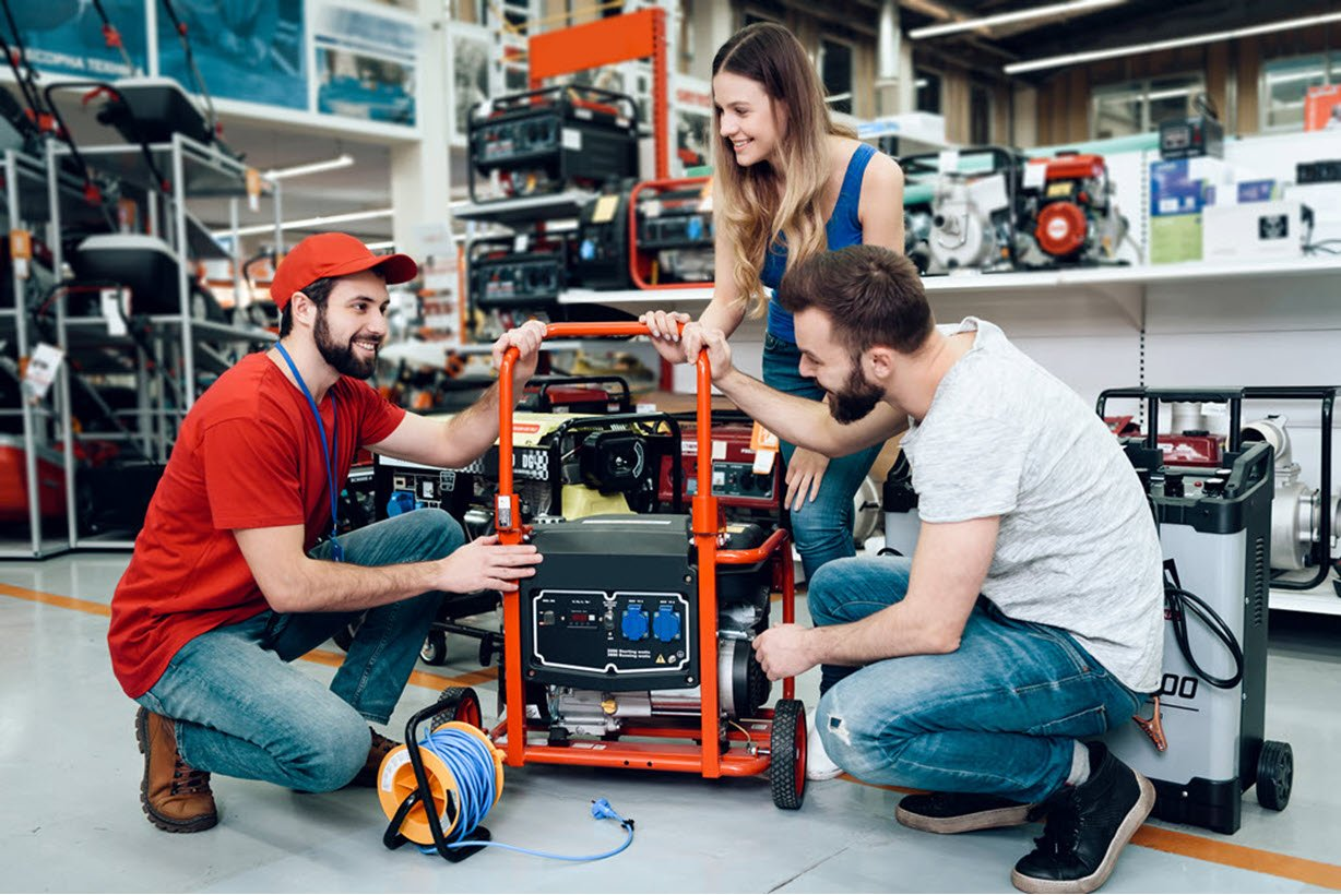 What You Need To Know When Buying A Portable Generator