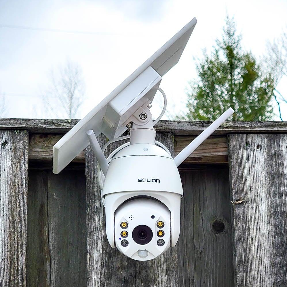 Soliom Wireless Security Camera