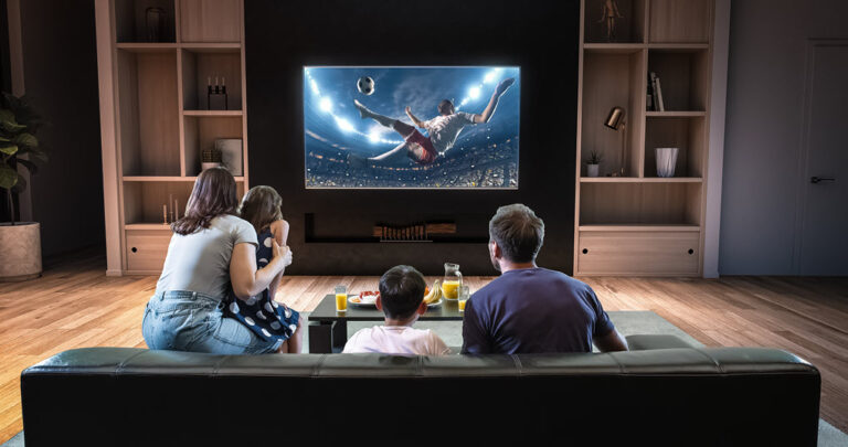 4 Reason Why Adding A Home Theater Make Sense
