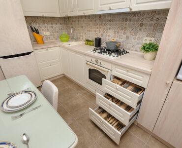 Kitchen Cabinet Drawers