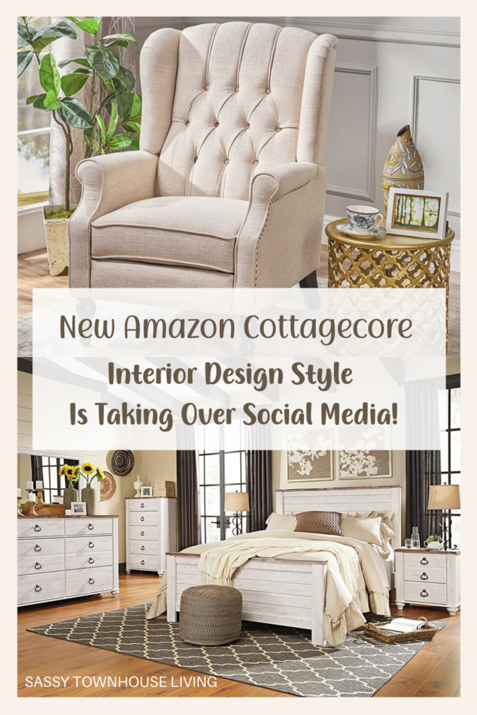 New Amazon Cottagecore Interior Design Style Is Taking Over Social Media - Sassy Townhouse Living