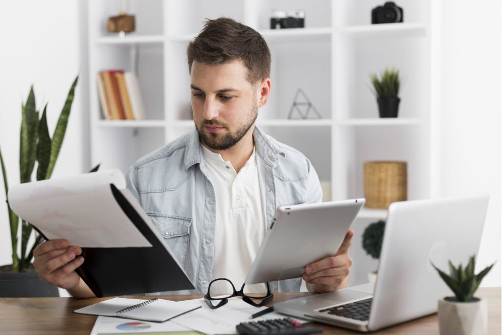 How To Make Your Work From Home Office Healthier