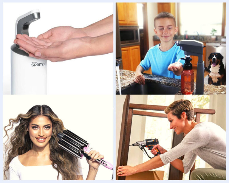 4 Most Useful New Products That Make Life Easier