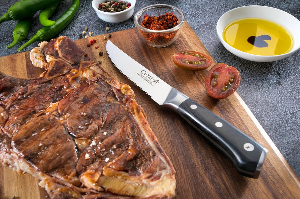 Cutluxe Kitchen Knives