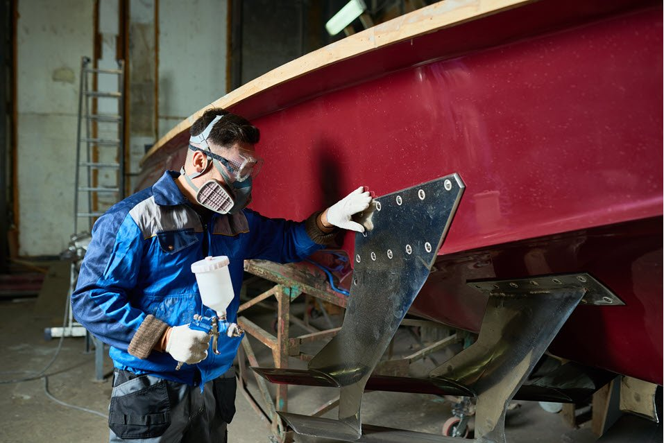 How To Choose The Right Beautiful Boat Paint Colors