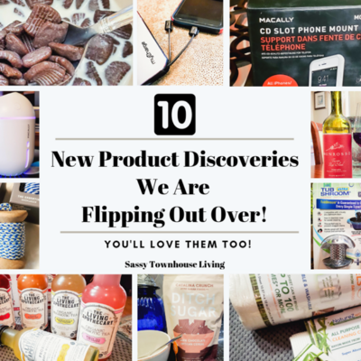 10 New Product Discoveries We Love You Need To See! NEW FEATURED