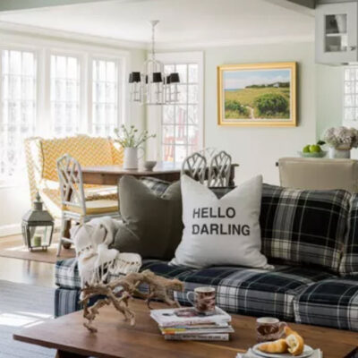 10 Reasons You Need Plaid Decor In Your Home Featured