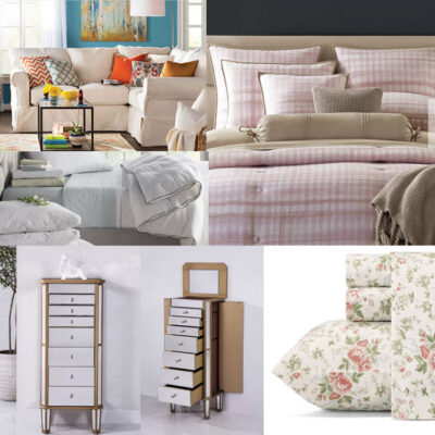 10 Ways To Save Money Shopping At Wayfair & Bedroom Decor Update! Featured