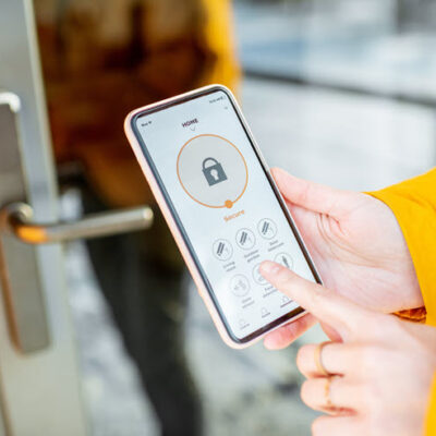 3 Reasons You Need To Ditch Keys And Install Smart Locks FEATURED