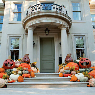 3 Tips For Easy Fall Porch Decorating Featured