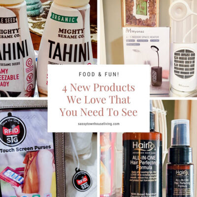 4 New Products We Love That You Need To See FEATURED