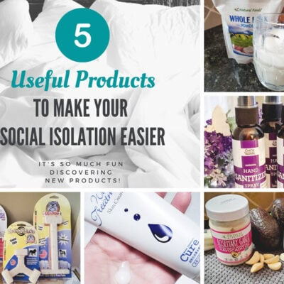 5 Useful Products To Make Your Social Isolation Easier FEATURED