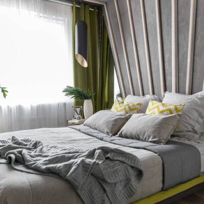 7 Easy Ways Make The Most Of Your Small Bedroom FEATURED