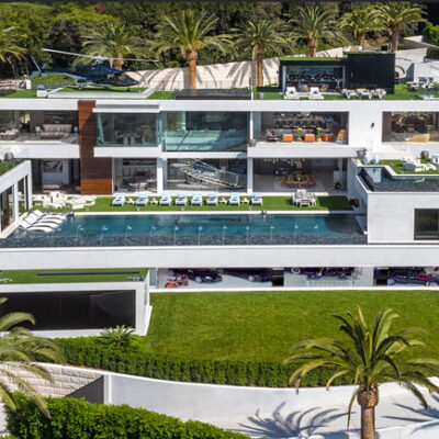 America's Most Expensive Home Is On Sale Featured