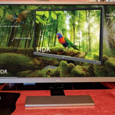 BenQ HDR Monitor Featured image