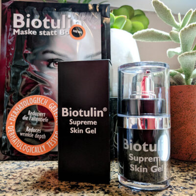 Biotulin Skincare Featured Image