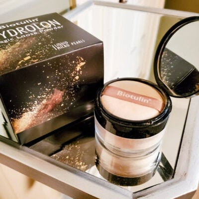 Can A Face Powder Really Help Reduce Wrinkles -Biotulin Hydrolon Powder FEATURED