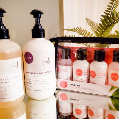 DANI Naturals Hand and Body Lotion - My Latest Scent Obsession FEATURED