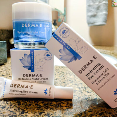 DERMA E Skincare Is My Go-To For Super Dry Winter Skin FEATURED