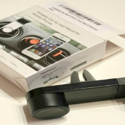 Does This Thing Really Work. Dash Mate Portable Car Air Ven Mount For Mobile Phones