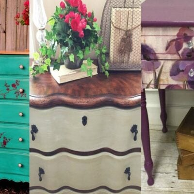 FEATURED 10 Unique Furniture Makeovers You Need To See To Believe
