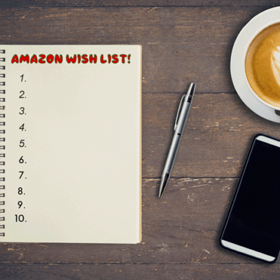 FEATURED Amazon Wish List