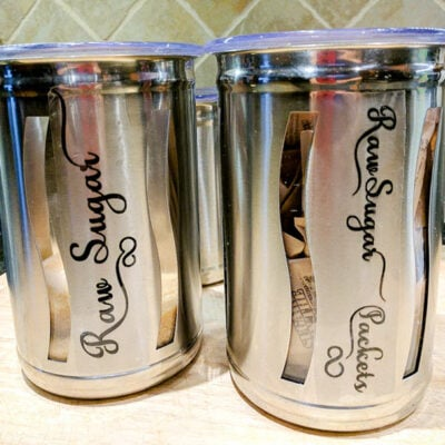 FEATURED Canisters