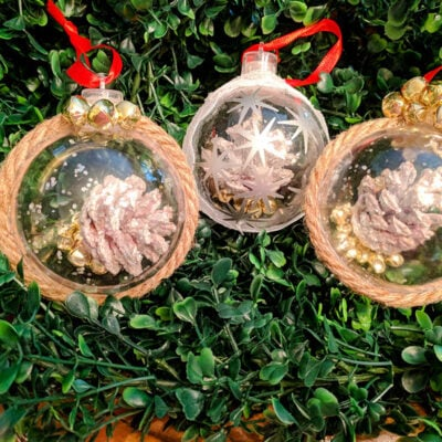 FEATURED Christmas Ball Decorations 20