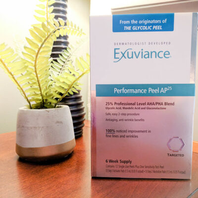 FEATURED Exuviance Performance Peel AP25 2-1-16
