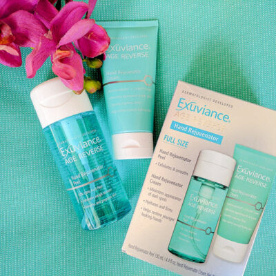 FEATURED Finally, Anti-Aging Skincare Made Exclusively For Your Hands!