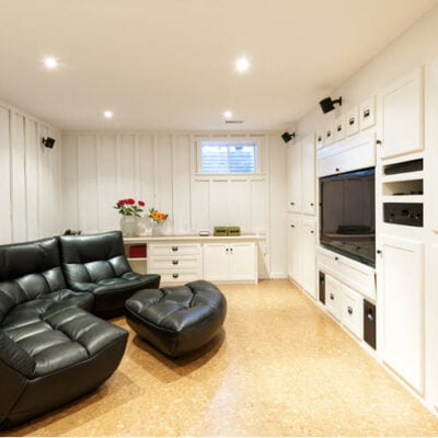 FEATURED First Time Homeowner's Guide To Basement Redesign 1