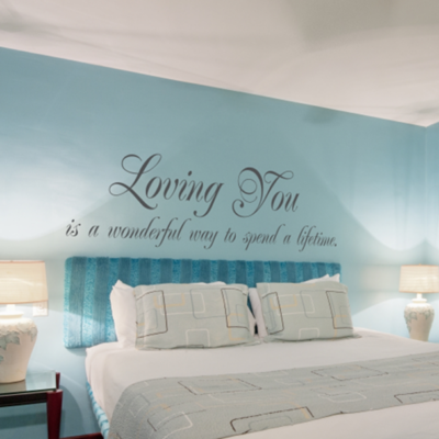 FEATURED How To Unlock Your Creativity With Beautiful Vinyl Stencils bedroom