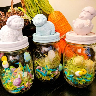 FEATURED IMAGE Easter Mason Jars