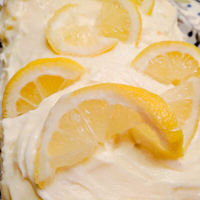 FEATURED Lemon Pound Cake 8