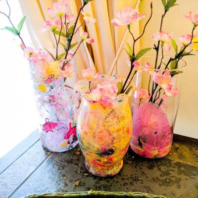 FEATURED Marbled Vases 33