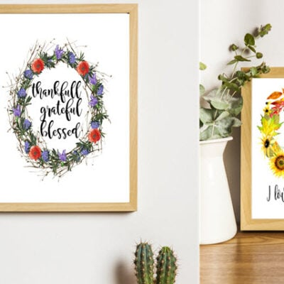 Featured Printables