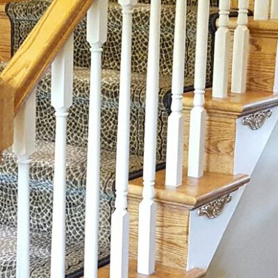 Featured Transform Your Stairs From Boring To Alluring