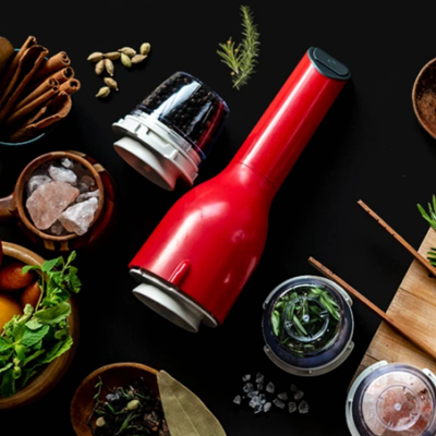 FinaMill Spice Grinder - A Revolutionary Way To Grind Spices FEATURED