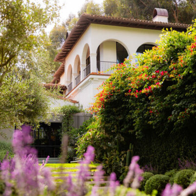 Fleetwood Mac Called This Breathtaking $50 Million Mansion Home FEATURED
