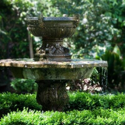How To Care For Your Garden Fountain FEATURED IMAGE
