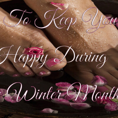 How To Keep Your Feet Happy During The Winter Months - Sassy Townhouse Living