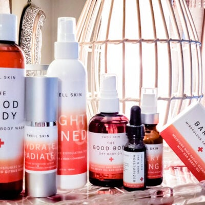 How To Love Your Bare Face Again With Swell Skin Products FEATURED