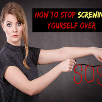 How To Stop Screwing Yourself Over-Sassy Townhouse Living Featured